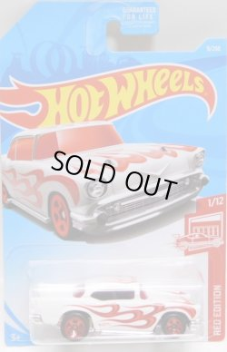 画像1: 2019 TARGET RED EDITION 【'57 CHEVY】 WHITE/5SP (予約不可)