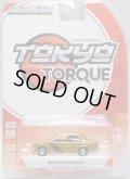 2018 GREENLIGHT TOKYO TORQUE S4 【1972 DATSUN 510】 DK.TAN/RR