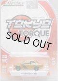 2018 GREENLIGHT TOKYO TORQUE S4 【1972 DATSUN 510】 DK.TAN/RR (GREEN MACHINE)