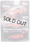 "2019 TSM MODELS - MINI GT ""MIJO EXCLUSIVE"" 【HONDA CIVIC TYPE-R (左ハンドル仕様)】 RED/RR (6000個限定)(予約不可)"