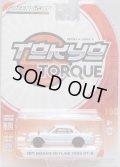 2018 GREENLIGHT TOKYO TORQUE S4 【1971 NISSAN SKYLINE 2000 GT-R】 WHITE/RR