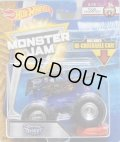 2018 MONSTER JAM includes RE-CRUSHABLE CAR! 【SON UVA DIGGER】 BLACK (TOUR FAVORITES)