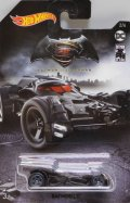 "2019 BATMAN 80th ANNIVERSARY 【""BATMAN v SUPERMAN"" BATMOBILE】 BLACK CHROME/5SP"