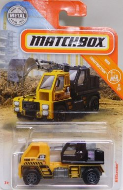 画像1: 2019 【MBXcavator】 YELLOW-BLACK