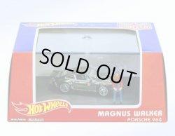 """画像1: 【ご予約】 PRE-ORDER - 2019 RLC EXCLUSIVE 【""""URBAN OUTLAW"""" PORSCHE 964 with Magnus Walker figurine】 SPEC.SLATE/RR (入荷日未定)(予約不可)"""