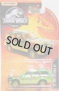 """2019 MATCHBOX """"JURASSIC WORLD""""  【'93 FORD EXPLORER #5】 LT.GREEN(予約不可)"""