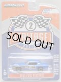 2019 GREENLIGHT HERITAGE RACING S2【1968 FORD MUSTANG】 BLUE/RR