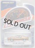 2019 GREENLIGHT GL MUSCLE S21 【1972 AMC JAVELIN AMX】 DK.GOLD/RR