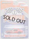 2019 GREENLIGHT HERITAGE RACING S2【1968 FORD SHELBY MUSTANG】 RED/RR