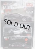 "2019 TSM MODELS - MINI GT 【""MIJO EXCLUSIVE"" HONDA NSX GT3 - PRESENTATION】 CHROME/RR (予約不可)(CHASE)"