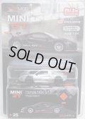 "2019 TSM MODELS - MINI GT 【""MIJO EXCLUSIVE"" HONDA NSX GT3 - PRESENTATION】 CHROME/RR (予約不可)(CHASE)"