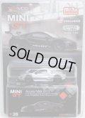 """2019 TSM MODELS - MINI GT 【""""MIJO EXCLUSIVE"""" HONDA NSX GT3 - LOS ANGELS AUTO SHOW 2017】 CHROME/RR (予約不可)"""