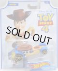 2019 TOY STORY 4  【WOODY】 BLUE-YELLOW-BROWN/O5 (予約不可)
