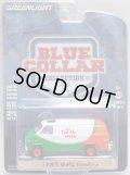 2019 GREENLIGHT BLUE COLLAR COLLECTION S5 【1983 GMC VANDURA】 WHITE-GREEN-RED/RR