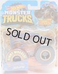 2019 HW MONSTER TRUCKS! 【HOT WHEELS DELIVERY (DAIRY DELIVERY)】 BLUE (includes CONNECT AND CRASH CAR)