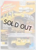 "2019 JOHNNY LIGHTNING ""MIJO EXCLUSIVE"" 【HUMMER H2 WAGON】YELLOW/RR(予約不可)"