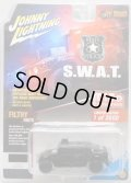 "2019 JOHNNY LIGHTNING ""MIJO EXCLUSIVE"" 【""S.W.A.T."" PILICE SWAT HUMVEE】BLACK/RR(予約不可)"