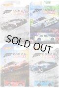 2019 HW AUTO MOTIVE 【FORZA (ASTON MARTINとSHELBY COBRAを除く4種セット)】'96 NISSAN 180SX TYPE X/LAMBORGHINI VENENO/'92 BMW M3/PORSCHE 911 GT2