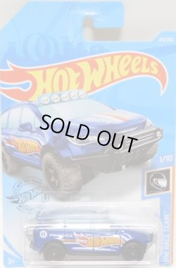 画像1: 【CHRYSLER PACIFICA】 RACE TEAM BLUE/BJ5 (NEW CAST)