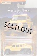 2018 MERCEDES-BENZ SERIES 【MERCEDES-BENZ G63 AMG 6X6】 YELLOW