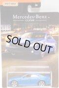2018 MERCEDES-BENZ SERIES 【MERCEDES-BENZ CLS500】 FLAT BLUE