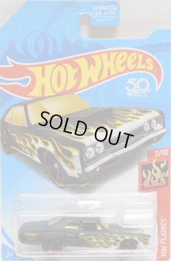 画像1: 2018 WALGREENS EXCLUSIVE 【'69 DODGE CORONET SUPERBEE】 FLAT BLACK/MC5