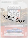 "2019 GREENLIGHT ""LA CARRERA PANAMERICANA"" S1【1965 SHELBY GT350】 BLUE/RR"