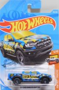 【'19 FORD RANGER RAPTOR】 BLUE/BJ5 (NEW CAST)