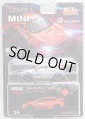 "2019 TSM MODELS - MINI GT 【""MIJO EXCLUSIVE"" HONDA CIVIC TYPE R ""TIME ATTACK 2018"" (左ハンドル仕様)】 ZAMAC/RR(CHASE) (予約不可)"
