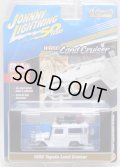 """2019 JOHNNY LIGHTNING """"MIJO EXCLUSIVE"""" 【""""CLASSIC GOLD COLLECTION"""" 1980 TOYOTA LAND CRUISER】WHITE/RR(予約不可)"""