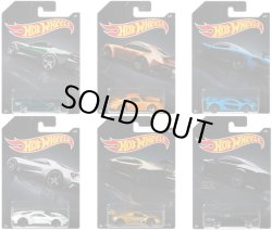 "画像1: 【仮予約】PRE-ORDER - 2020 HW AUTO MOTIVE ""EXOTICS"" 【6種セット】LAMBORGHINI HURACAN LP 620-2 SUPER TROFEO/PORSCHE 934 TURBO RSR/McLAREN P1/BENTLEY CONTINENTAL SUPERSPORTS/17 FORD GT/14 CORVETTE STINGRAY(11月上旬入荷予定)"