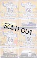 2019 33th Annual Convention 【4種セット】 NISSAN SKYLINE GT-R (BNR34)(フード開閉タイプ)/CUSTOM '62 CHEVY PICKUP/RAMBLIN' WRECKER(DINNER CAR)/'55 CHEVY PANEL WITH BIKE(FINALE CAR)