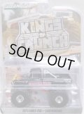 2019 GREENLIGHT KING OF CRUNCH S4 【1975 FORD F-250 - EARTHQUAKE】 BLACK/RR