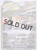 """2019 JOHNNY LIGHTNING """"MIJO EXCLUSIVE"""" 【""""CLASSIC GOLD COLLECTION"""" 1980 TOYOTA LAND CRUISER】CAMO WHITE/RR(予約不可)"""