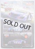 "2019 TSM MODELS - MINI GT 【""MIJO EXCLUSIVE"" ACURA NSX GT3 #86 ""2017 IMSA WATKINS GLEN UNCLE SAM"" (左ハンドル仕様)】 BLUE/RR (予約不可)"