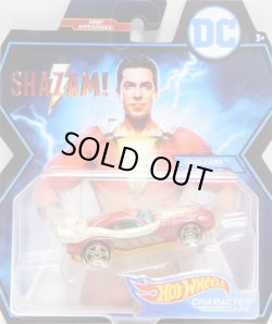 "画像1: 2019 ENTERTAINMENT CHARACTERS ""DC COMICS""【SHAZAM】RED/PR5(予約不可)"