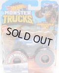 2020 HW MONSTER TRUCKS! 【TWIN MILL】 MET.BLUE (includes CRUSHABLE CAR)