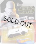 2020 HW STAR WARS 【FIRST ORDER JET TROOPER】WHITE/RA6 (2020 BLACK CARD)(予約不可)