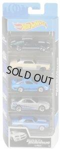【仮予約】PRE-ORDER - 2020 5PACK 【FAST & FURIOUS (ワイルドスピード)】'67 Mustang/'70 Monte Carlo/Porsche 911 GT3 Cup/Nissan Skyline GT-R R34/'69 Camaro (Hardtop) (7月中旬入荷予定)