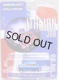 2020 GREENLIGHT HOLLYWOOD SERIES 28 【1967 AUSTIN MINI COOPER S 1275 MK I】 BLUE/RR (THE ITALIAN JOB)