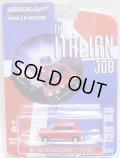 2020 GREENLIGHT HOLLYWOOD SERIES 28 【1967 AUSTIN MINI COOPER S 1275 MK I】 RED/RR (THE ITALIAN JOB)