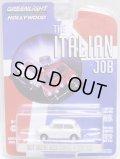 2020 GREENLIGHT HOLLYWOOD SERIES 28 【1967 AUSTIN MINI COOPER S 1275 MK I】 WHITE/RR (THE ITALIAN JOB)