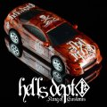 HELLS DEPT 2020 - DOUBLE LOSER[S] 【'95 MITSUBISHI ECLIPSE (カスタム完成品)】RED/RR (送料サービス適用外)