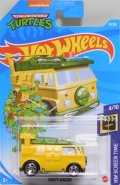 """【""""MUTANT TURTLES"""" PARTY WAGON】YELLOW-GREEN/5SP"""