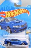 【'06 PONTIAC GTO】BLUE/5SP  (NEW CAST)