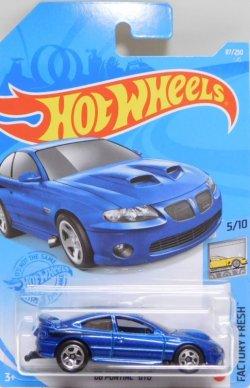 画像1: 【'06 PONTIAC GTO】BLUE/5SP  (NEW CAST)