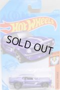【'67 FORD MUSTANG COUPE】PURPLE/5SP