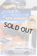 "2021 HW FAST & FURIOUS ""SPY RACERS"" 【ION MOTORS THRESHER】 LT.GRAY/10SP (予約不可)"
