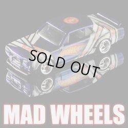 """画像1: MAD WHEELS (マッドホイール) 【""""THE CURE ハコスカ""""  NISSAN SKYLINE H/T 2000 GT-X(カスタム完成品)】PURPLE/RR(送料サービス適用外)"""