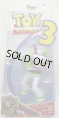 TOY STORY 3 【FIGURES - DEFENDER BUZZ LIGHTYEAR (R8626/T0473)】